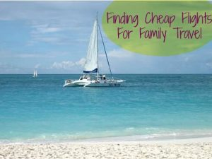 Finding Cheap Flights For Family Travel