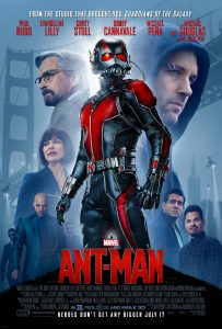 Ant-Man Movie Review Plus Activity Sheets #AntMan