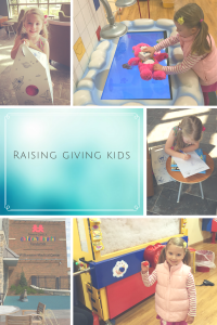 Raising Giving Kids