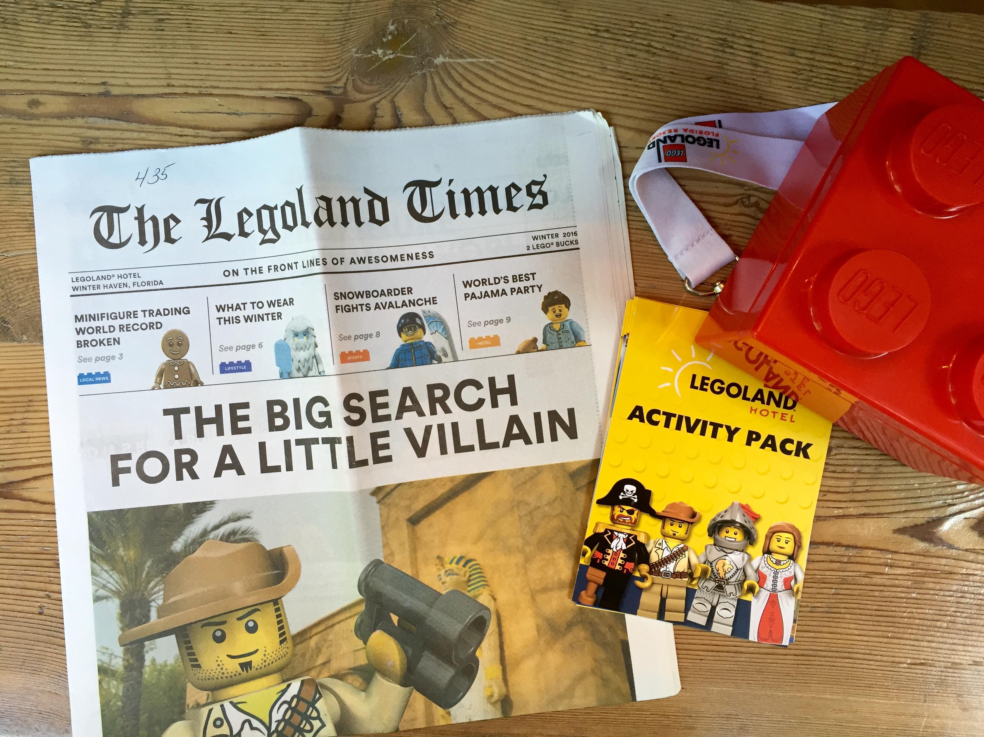 The Legoland Times