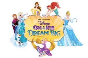 Disney On Ice Presents: Dream Big #Giveaway in Nashville