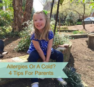 Allergies Or A Cold? 4 Tips For Parents
