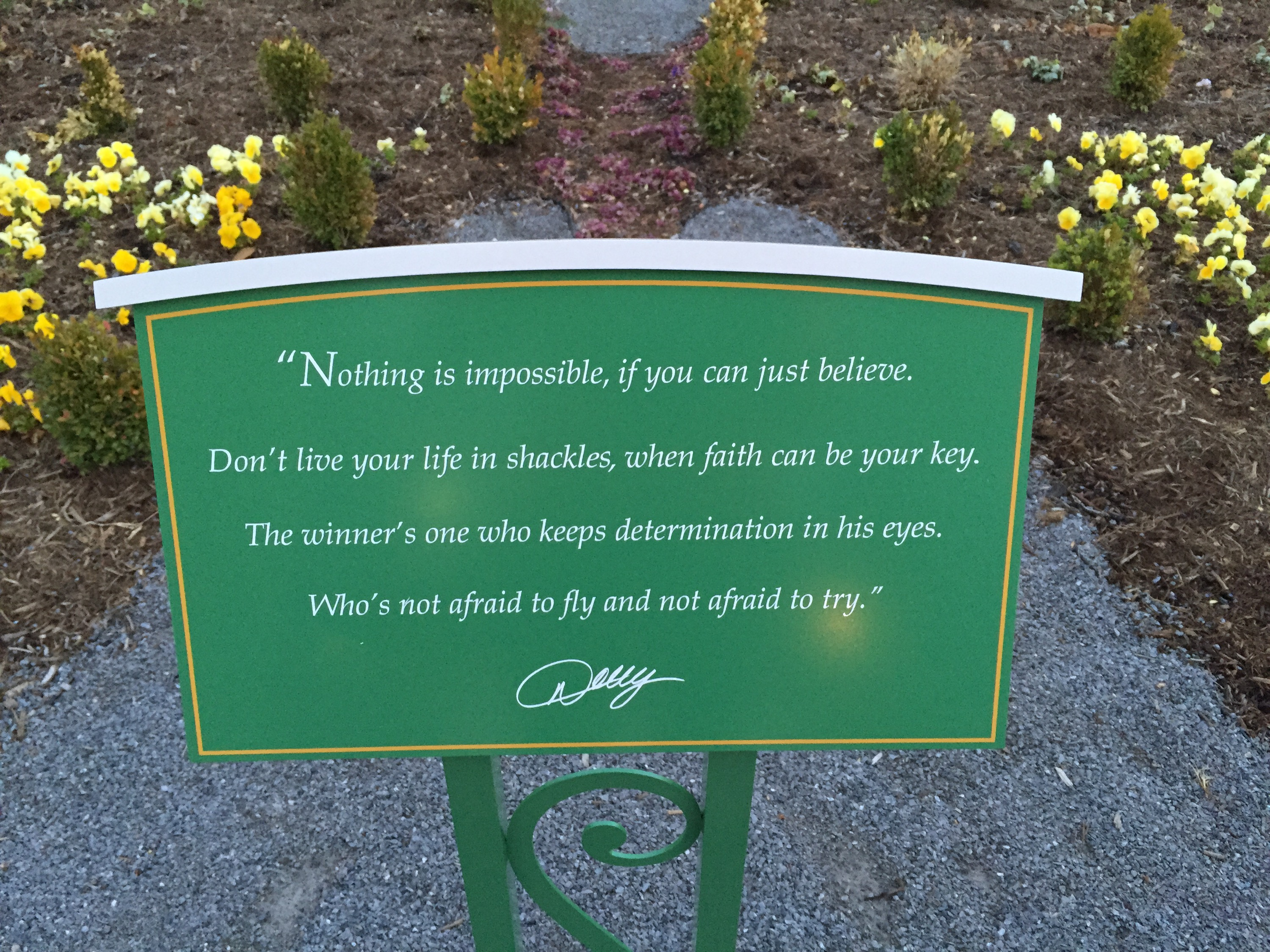 Dollywood Dreammore Resort Quote