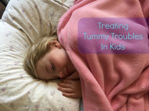 Treating Tummy Troubles In Kids