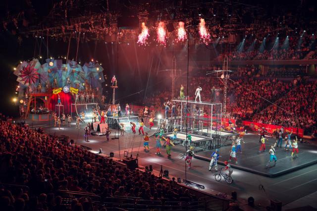 Ringling Bros. Circus EXTREME