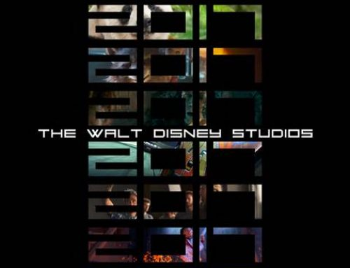 Walt Disney Studios Motion Pictures Slated for 2017