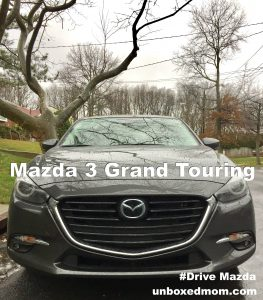 Mazda3 Grand Touring Review