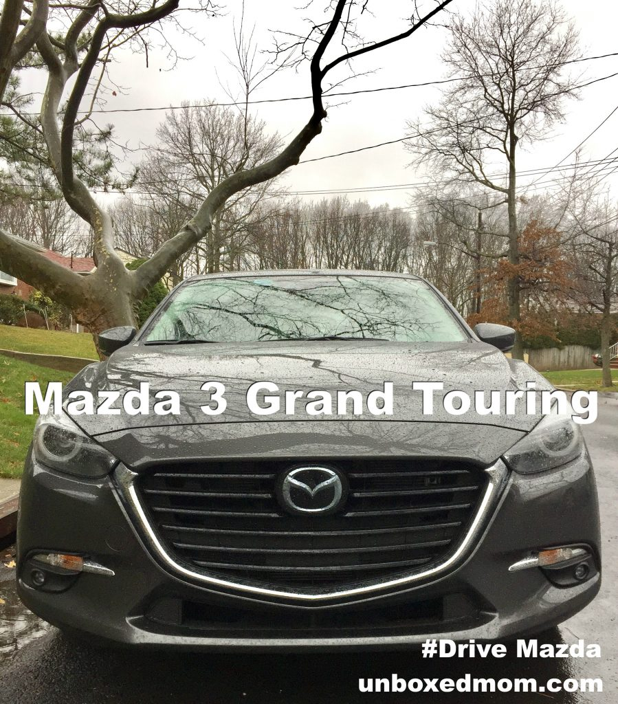 Mazda 3 Grand Touring Review