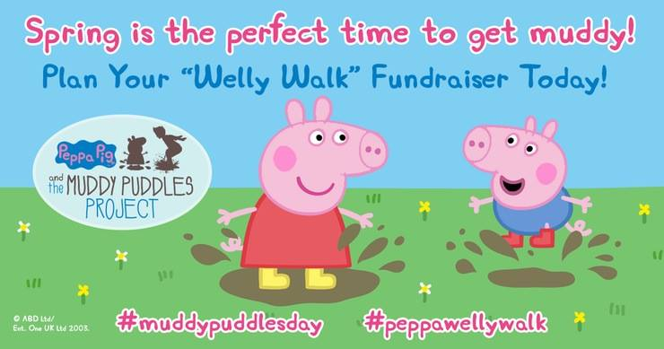 Welly Walk Fundraiser for TLC Foundation