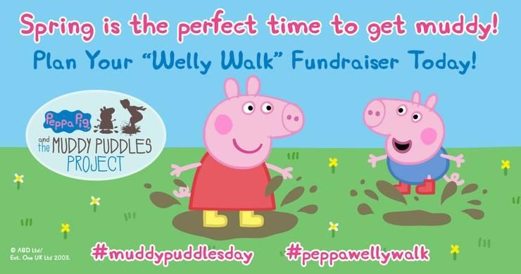 Welly Walk Fundraiser for TLC Foundation