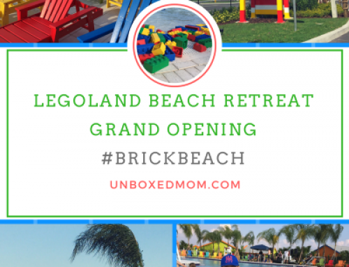 LEGOLAND Beach Retreat And New NINJAGO World