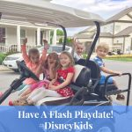 Have A Flash Playdate! #DisneyKids