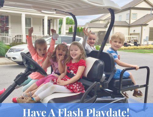 Have A Flash Playdate! #DisneyKids