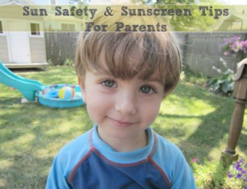 Sun Safety and Sunscreen Tips For Parents