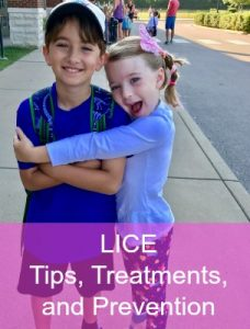The Lowdown on Lice for Parents