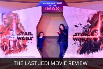 star wars last jedi review
