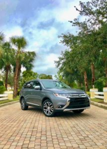 2018 Mitsubishi Outlander SUV Review in Florida