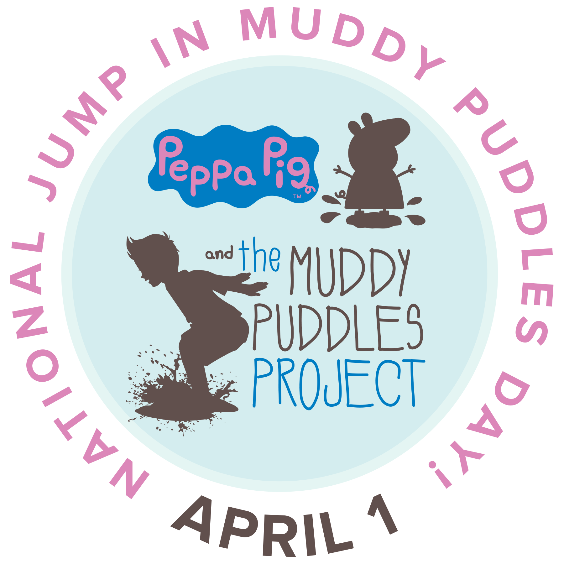 National Jump in Muddy Puddles Day for Childhood Cancer Research