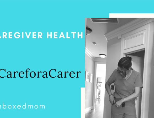 Caregivers Health #CareforaCarer