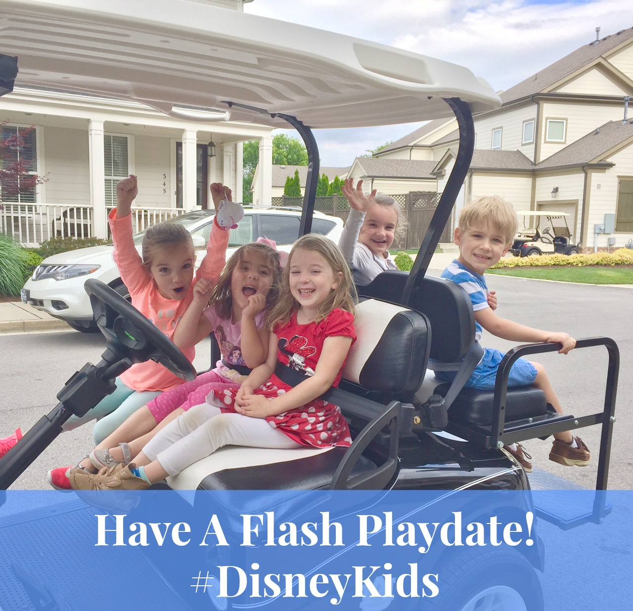 What is a Flash Porch #DisneyKids Preschool Playdate? I kicked it old school style and hosted an easy playdate with no planning, no stress!