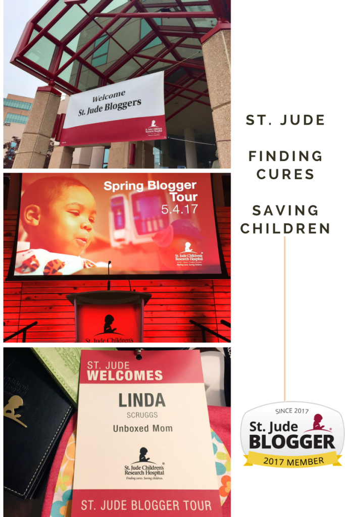 Sharing my personal experience touring St. Jude Children's Research Hospital and how you can help support childhood cancer research.