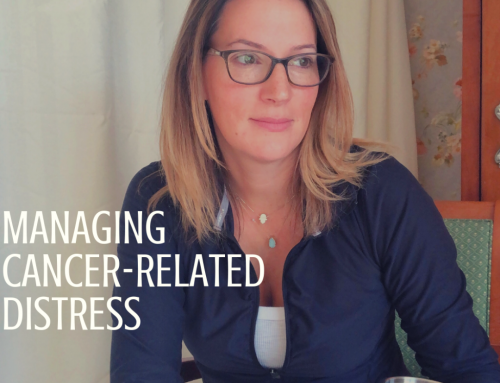 Managing Cancer-Related Distress for Patients and Caregivers