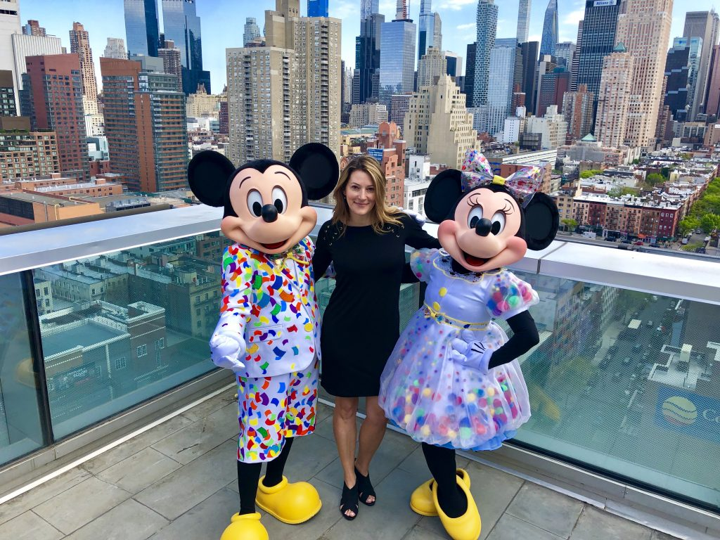 Disney blogger